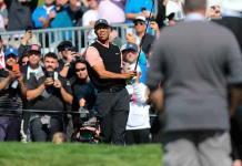 Tiger Woods homenajeó a Kobe Bryant en el Genesis Open