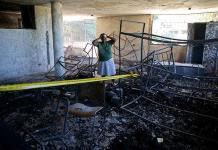 Incendio mata a 15 niños en un orfanato