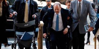 Hollywood reacciona ante la sentencia a Weinstein: Es una nueva era en la Justicia