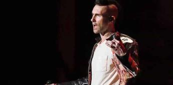 Adam Levine recuerda a Kobe Bryant durante concierto en el Foro Sol