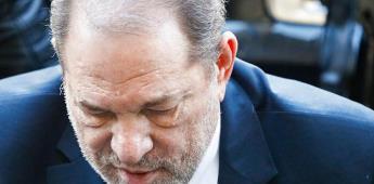 Defensa de Weinstein apelará desde la selección del jurado hasta el veredicto