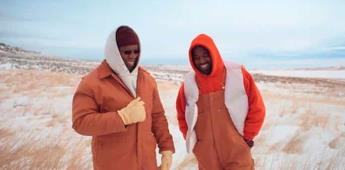 Kanye West se instala en pueblo del lejano oeste