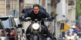 """Producción de """"Mission: Impossible"""" se detiene por virus"""