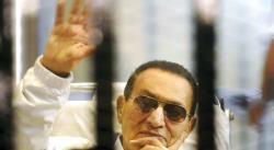 Muere el ex presidente de Egipto Hosni Mubarak