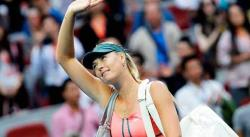María Sharapova se retira del tenis (FOTOS)