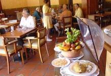 Restaurantes reportan caída del 90 % en ventas y cierre del 30 %