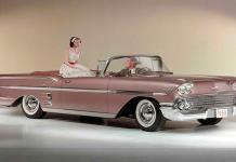 Chevrolet dice adiós al icónico sedán Impala
