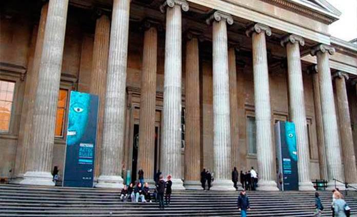Museo Británico ofrece 300 mil piezas en su colección virtual