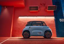 Ami, el biplaza de Citroën que no requiere licencia de conducir