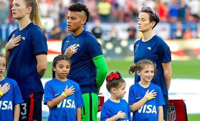 Resolver litigio con selección femenina, prioridad de la federación de futbol de EEUU