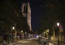 Intentan robar Notre Dame en plena cuarentena