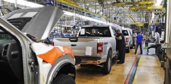 Fabricantes de autos de EEUU cerrarán fábricas