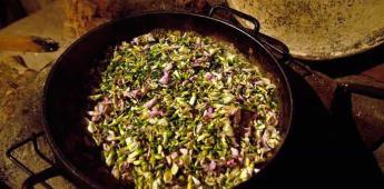 La flor de Cuchunuc, toda una exquisitez mexicana en la gastronomía zoque