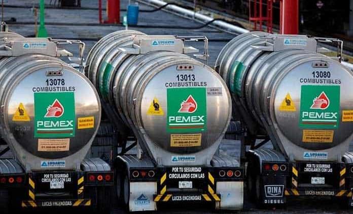 Precio del petróleo mexicano repunta 4.8%
