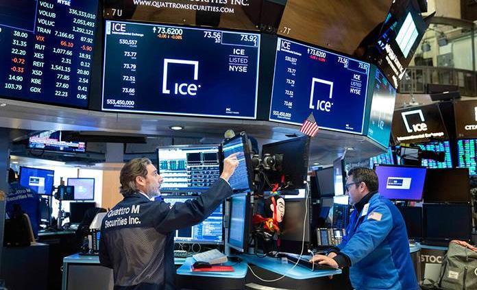 Wall Street se hunde 12%; la peor caída desde octubre de 1987