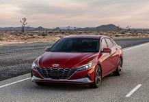 Elantra de Hyundai 2021, más crecidito