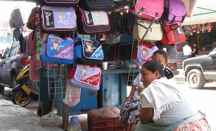 Prohíben vender a ambulantes foráneos por la contingencia
