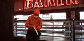 Restaurantes de NY temen no sobrevivir tras el COVID-19