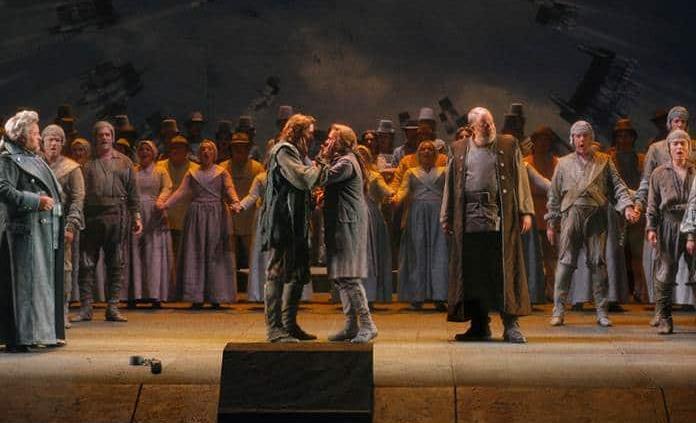 Fidelio de Beethoven se estrena por televisión