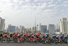 El ciclista argentino Richeze es dado de alta en Emiratos tras recuperarse de COVID-19