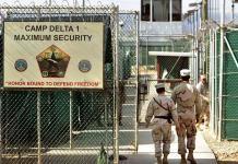 Un soldado de EEUU en la base de Guantánamo da positivo en coronavirus