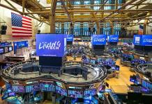 Dow Jones sube 11.3% en su mejor día desde 1933 por expectativa de estímulo