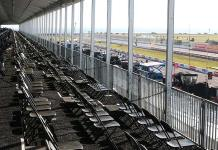 NASCAR recorta salarios de empleados