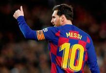 Dona Lionel Messi 1 millón de euros para combatir el Covid-19