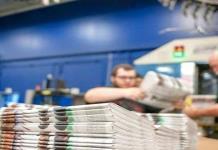 ¿El coronavirus se transmite a través de periódicos y revistas?