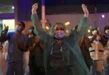 ESPECIAL: Estamos colapsados; virus ataca al personal médico en España