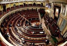 Parlamento español aprueba extender estado de alarma