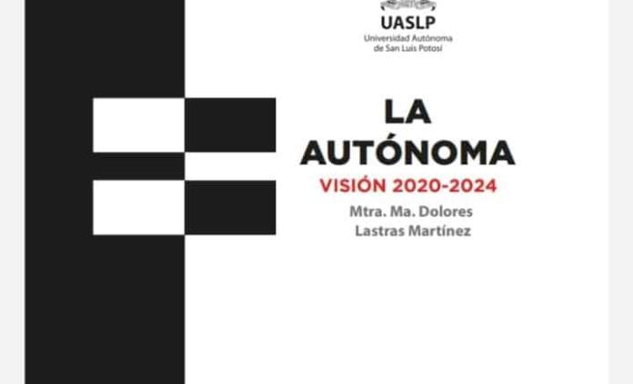 Dolores Lastras se suma a contienda por la rectoría de la UASLP