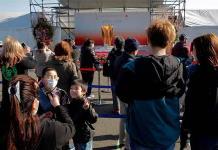 Posponen el relevo de la antorcha olímpica en Fukushima