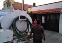 Incrementan solicitudes de pipas en Soledad