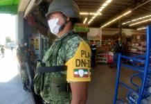 Implementan estrategia para detectar a quienes exhortan a saquear tiendas