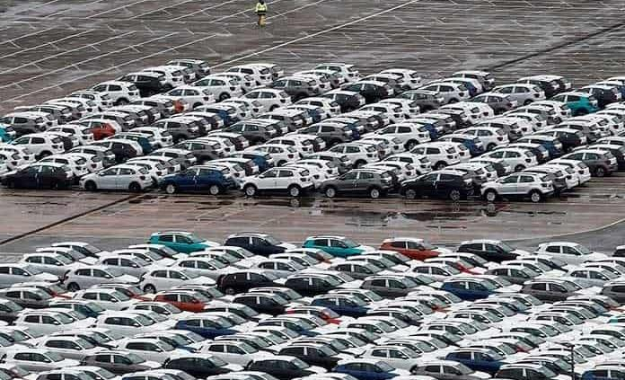 Venta de autos bajará 4.4%