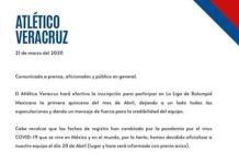 Anuncian nueva franquicia de futbol profesional en Veracruz