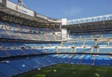 Real Madrid cede el Bernabéu para almacenar material sanitario