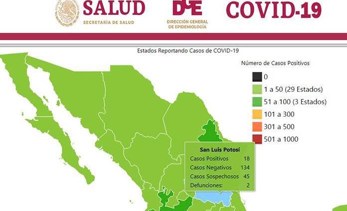 VIDEO  En clínica del IMSS segundo deceso en San Luis Potosí por coronavirus