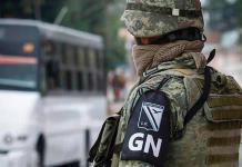 Detectan coronavirus a 24 elementos de la Guardia Nacional en Jalisco