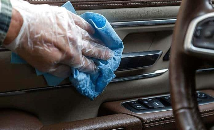 Mantén limpio el auto para prevenir el coronavirus