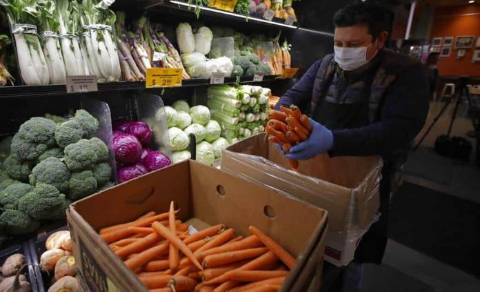 ¿Qué medidas debes tomar con los alimentos en tu refrigerador para la cuarentena?