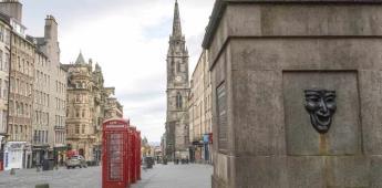 Festivales de Edimburgo se cancelan por primera vez desde 1947