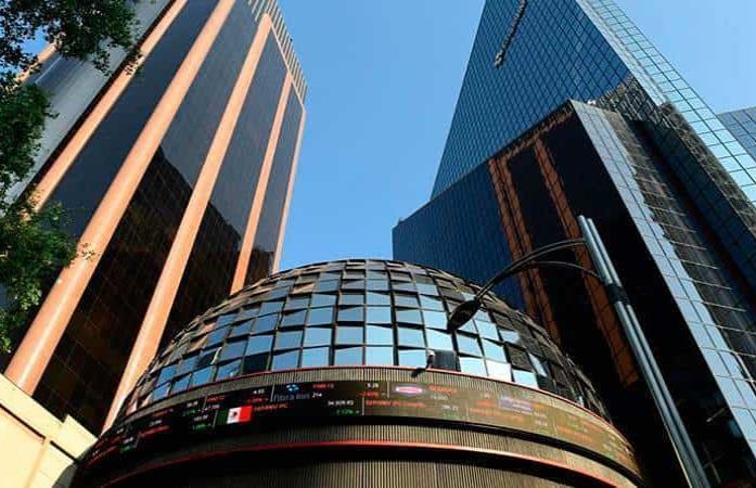 Bolsa Mexicana de Valores baja 1.58% en contraposición a mercado de EU