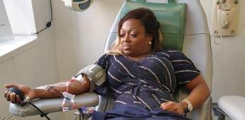 Mi sangre puede tener respuestas, dice sobreviviente del virus
