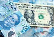 Dólar al mayoreo sube a 21.13 pesos, su mayor precio en 4 meses