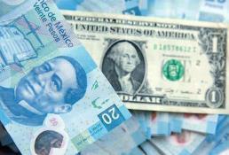 Peso mexicano toca su peor nivel de septiembre