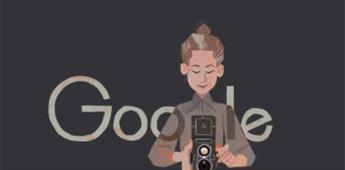 Google recuerda a Lola Álvarez Bravo