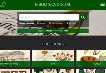 Biblioteca digital del Real Jardín Botánico dúplica número de visitas