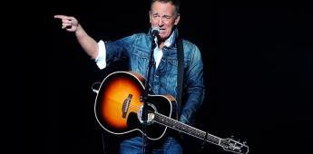 Bruce Springsteen tocará en la radio las canciones que han amenizado su cuarentena